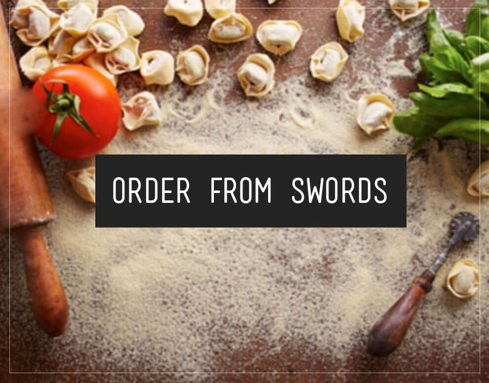 order from fabio's pizza swords